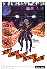 They Came from Beyond Space Poster - Movie Forum, Cast, Reviews