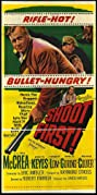 Shoot First (1953) Poster