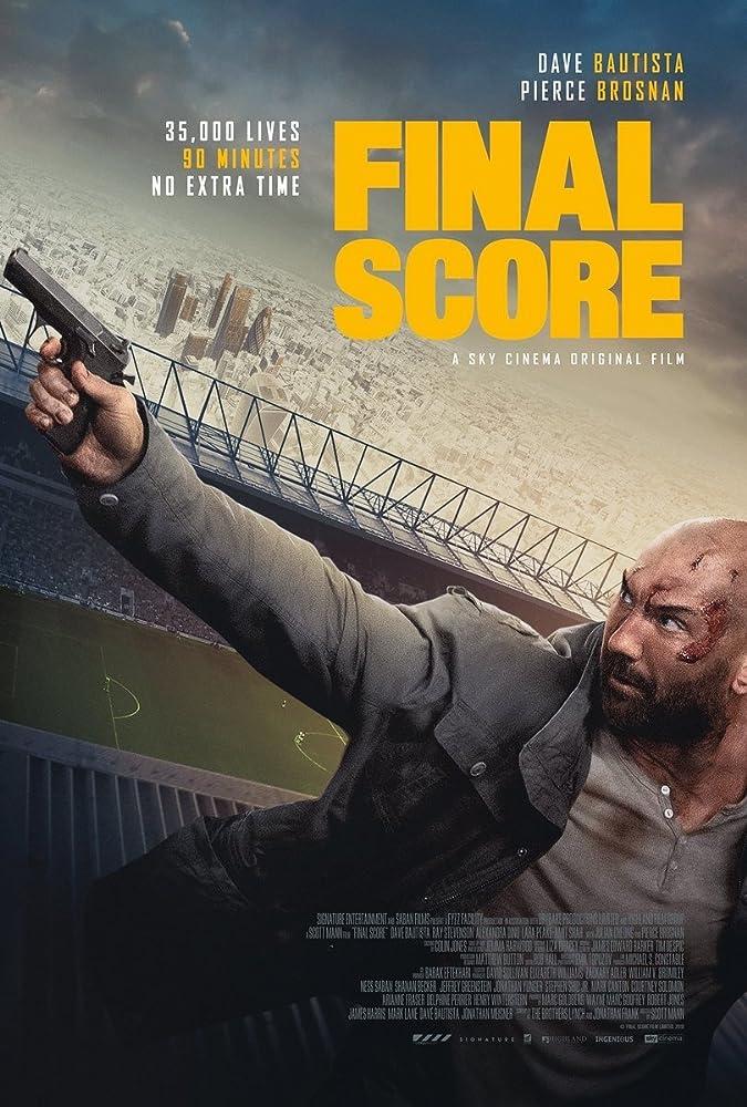 Dave Bautista in Final Score (2018)