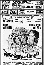 Batu-bato sa langit: Ang tamaa'y huwag magagalit Poster