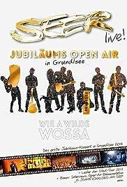 SEER Live!: Jubiläums Open Air in Grundlsee Poster