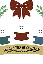 The 25 Songs of Christmas Poster