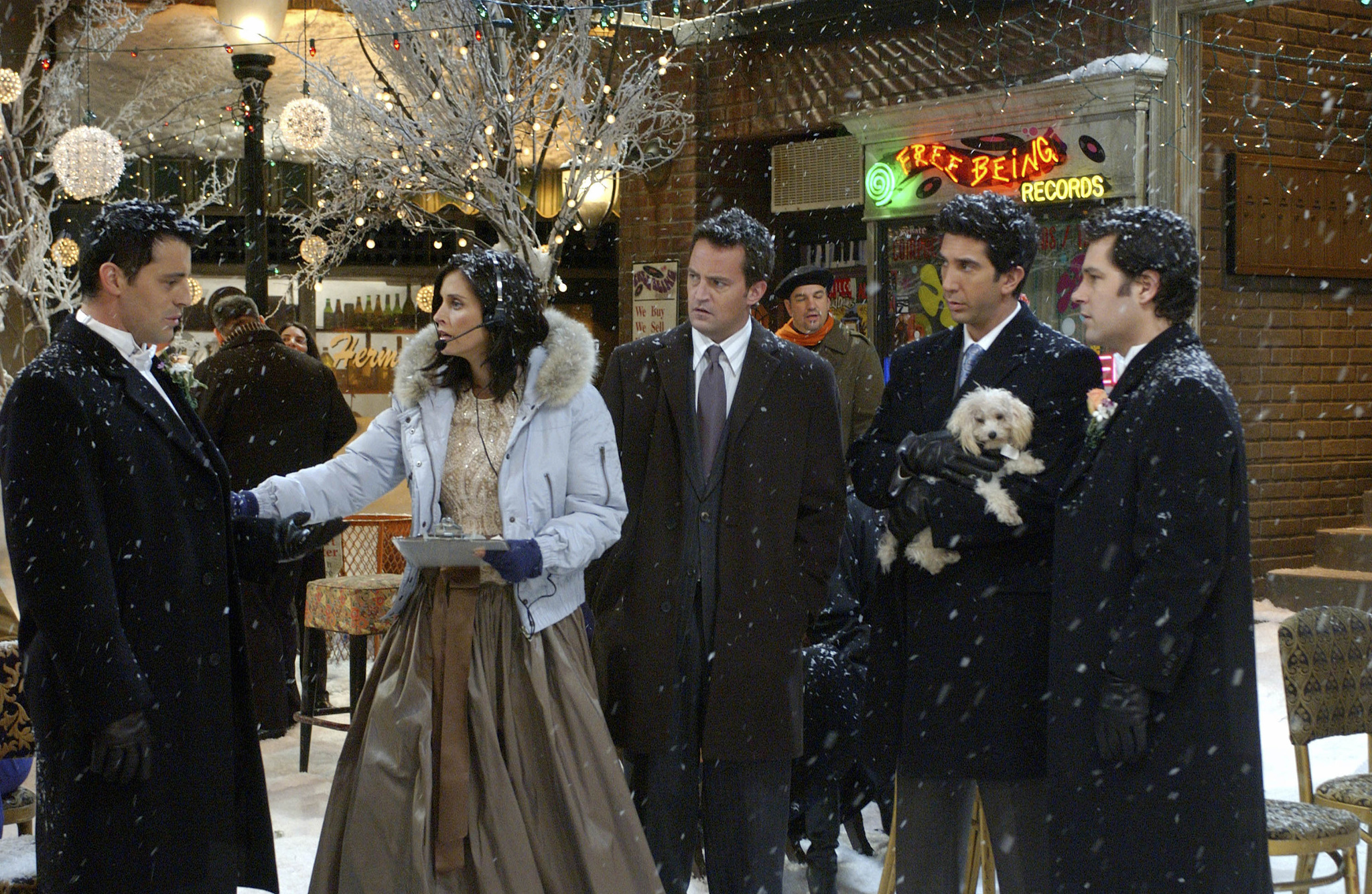 Friends The One With Phoebes Wedding Tv Episode 2004 Imdb