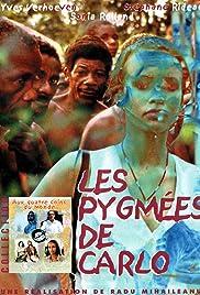 Les pygmées de Carlo Poster