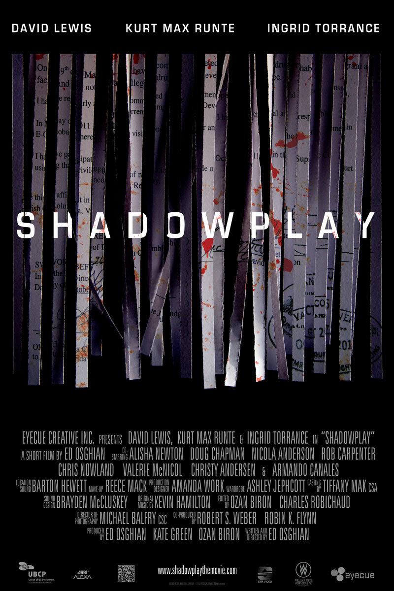David Lewis, Kurt Max Runte, and Ingrid Torrance in Shadowplay (2012)