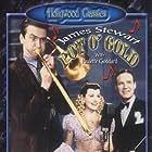 James Stewart, Paulette Goddard, Horace Heidt, and Donna Wood in Pot o' Gold (1941)