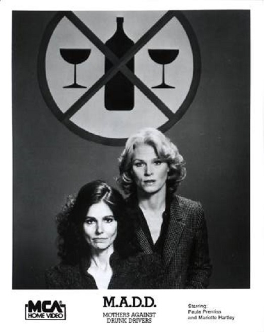Mariette Hartley and Paula Prentiss in M.A.D.D.: Mothers Against Drunk Drivers (1983)