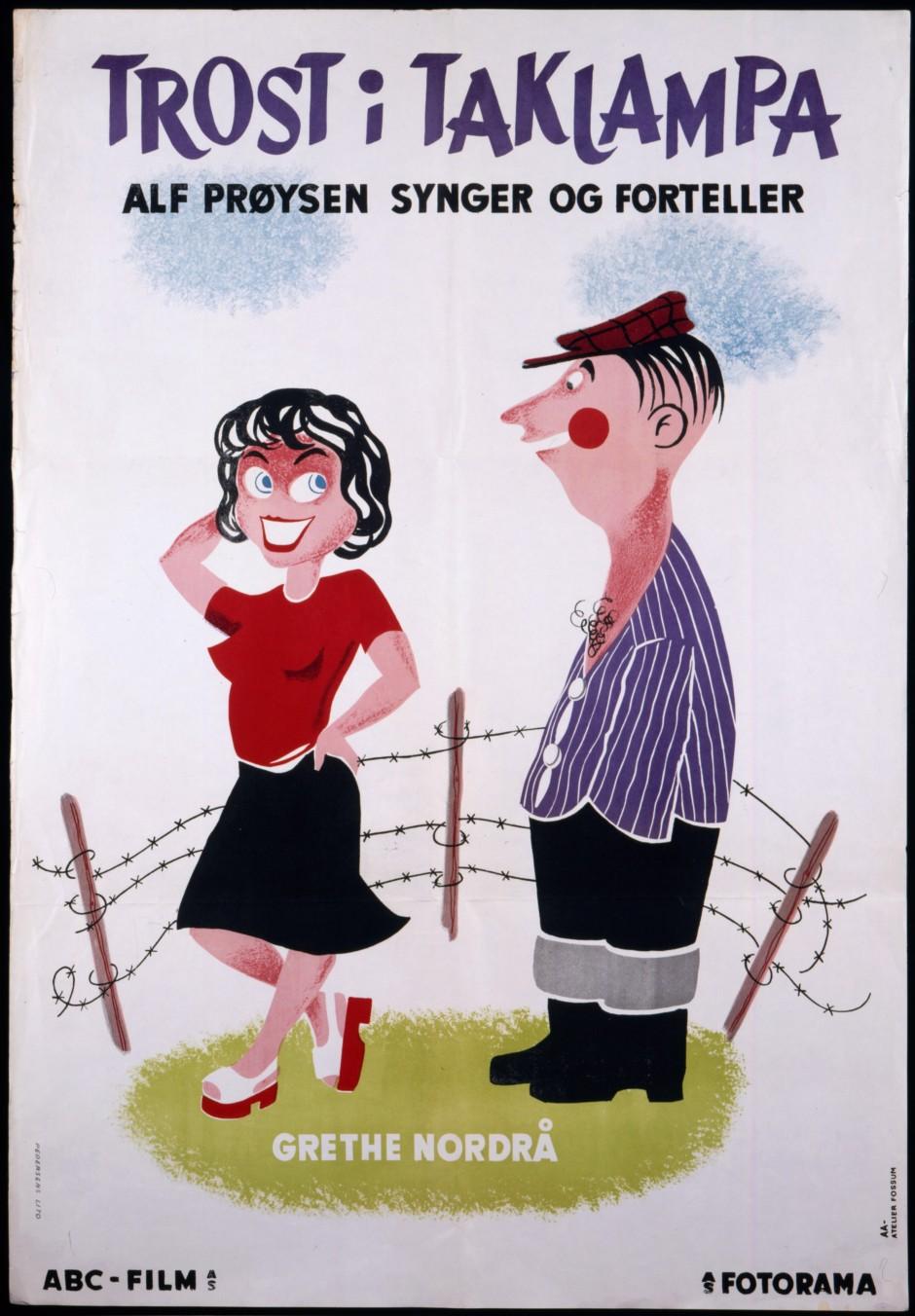 Trost i taklampa (1955)