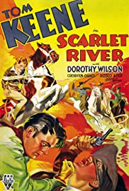 Scarlet River (1933) Poster - Movie Forum, Cast, Reviews