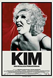 Kim - Den skalliga primadonnan Poster