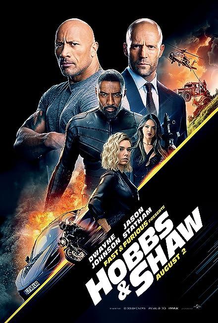 Film: Hobbs ve Shaw