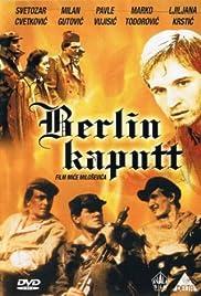 Berlin kaputt Poster