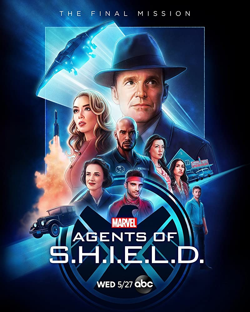 Agents of S.H.I.E.L.D. S7 (2020) Subtitle Indonesia
