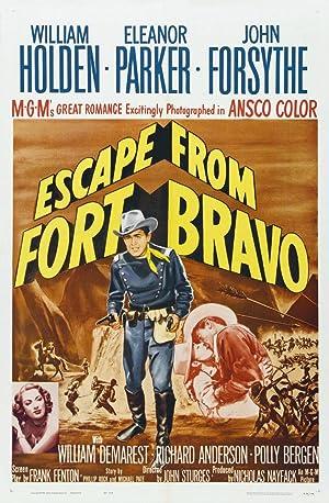 Where to stream Escape from Fort Bravo