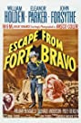 Escape from Fort Bravo (1953) Poster