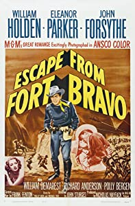Watch new hollywood movies Escape from Fort Bravo USA [HDR]