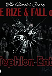 The Rize & Fall of Tephlon Ent Poster