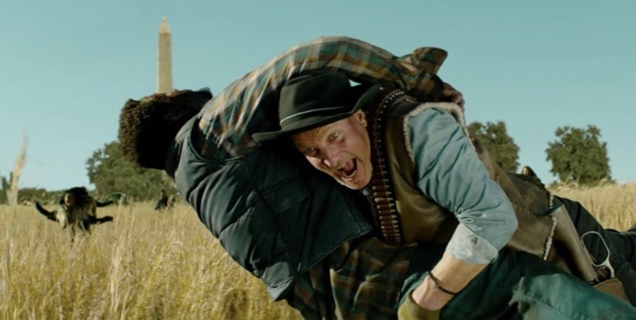 Woody Harrelson in Zombieland: Double Tap (2019)