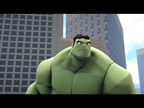 Disney Infinity: Marvel Super Heroes (VG)