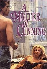 A Matter of Cunning Poster