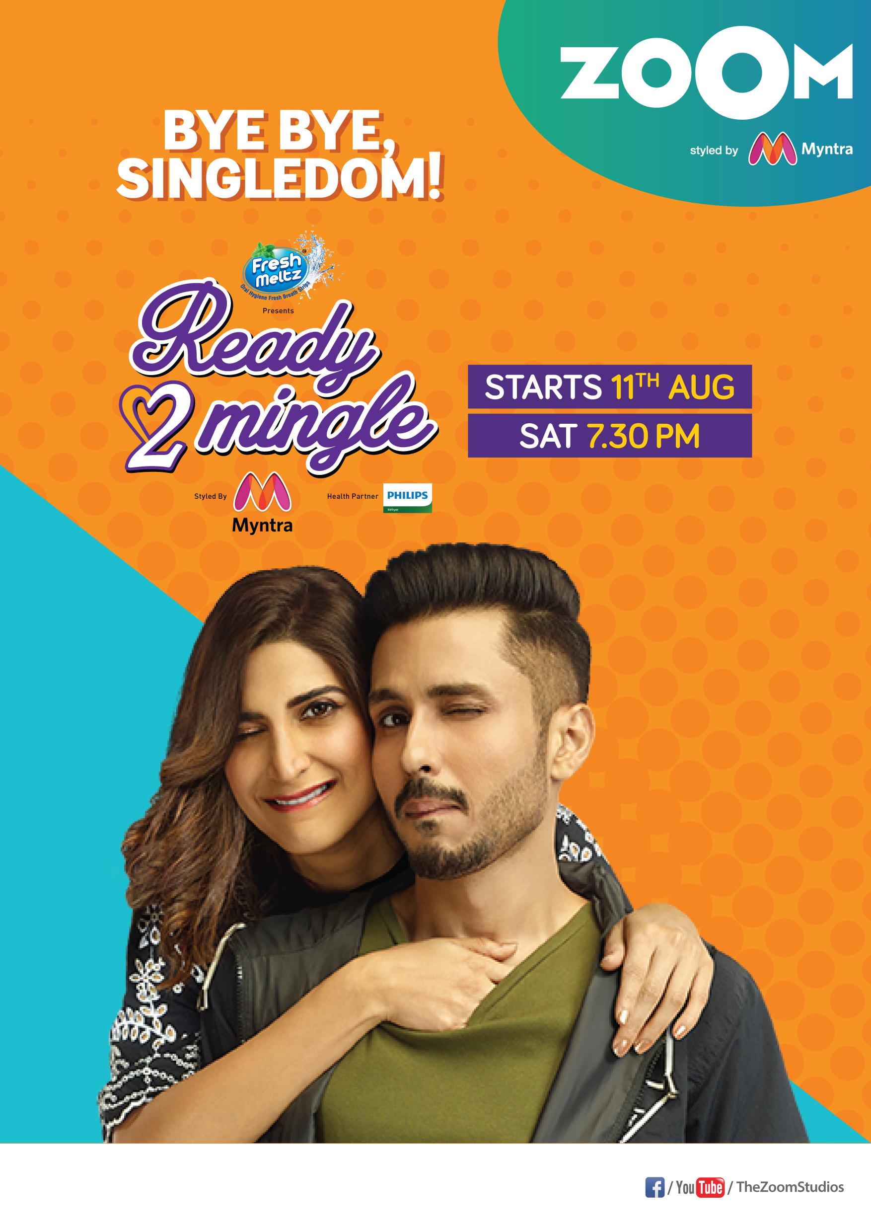 Ready To Mingle (2020) Season 1 Complete Hindi WEB Series 480p | 720p