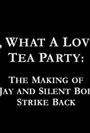 Oh, What a Lovely Tea Party Poster