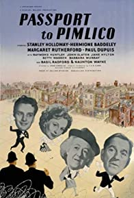 Primary photo for Passport to Pimlico