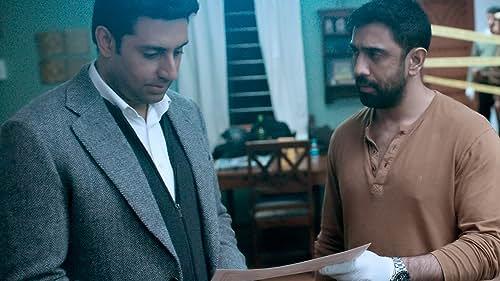 "Abhishek Bachchan Plays a Psychiatrist in ""Breathe: Into The Shadows"""