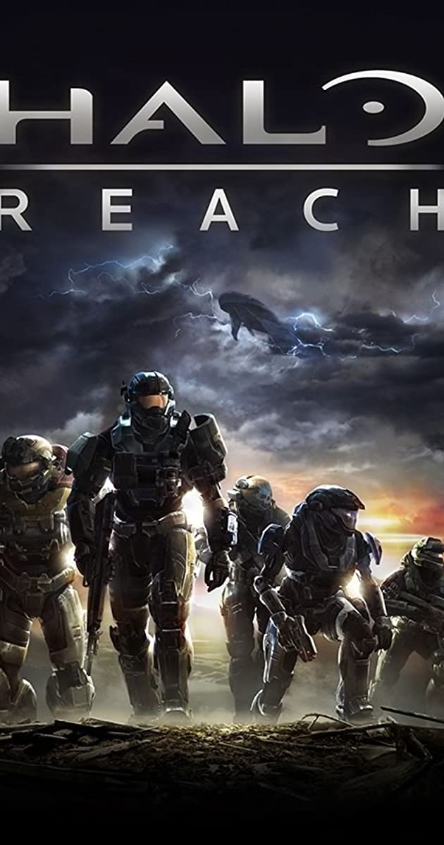 Halo Reach Video Game 2010 Imdb