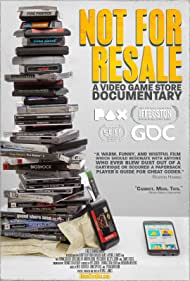 Not for Resale (2019)