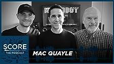 Mac Quayle dice que el Sr. Robot le habló