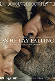 As He Lay Falling Poster