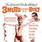 Tommy Noonan and Mamie Van Doren in 3 Nuts in Search of a Bolt (1964)