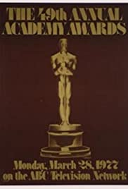 The 49th Annual Academy Awards (1977) Poster - TV Show Forum, Cast, Reviews