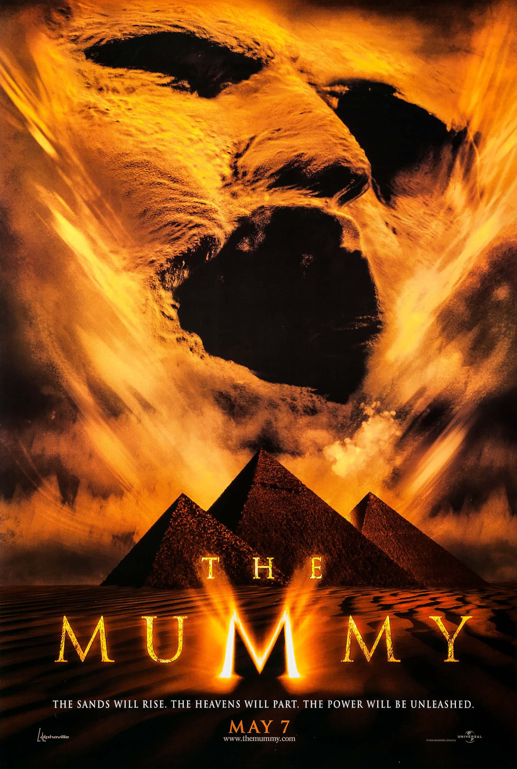 Image result for the mummy 1994
