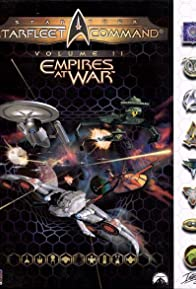 Primary photo for Star Trek: Starfleet Command: Volume II: Empires at War