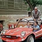 Harry Baer, Vittorio Caprioli, and Al Cliver in I padroni della città (1976)