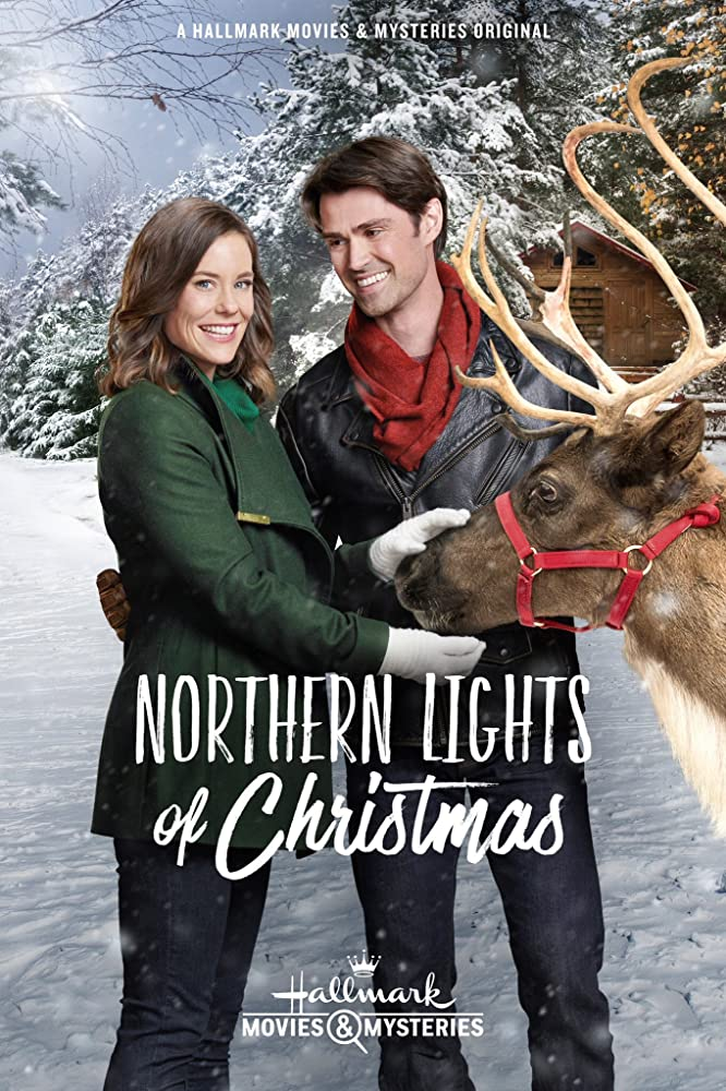 Northern Lights Of Christmas Movie Poster