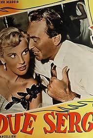 Adriano Rimoldi and Adriana Serra in I due sergenti (1951)