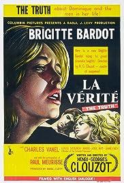 La Vérité(1960) Poster - Movie Forum, Cast, Reviews