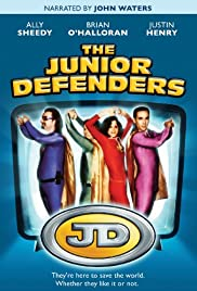 The Junior Defenders Poster