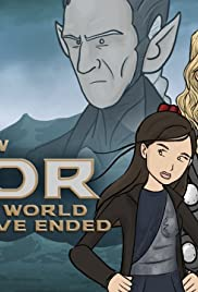 How Thor: The Dark World Should Have Ended Poster