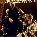 Danila Kozlovskiy and Alicia Agneson in Vikings (2013)
