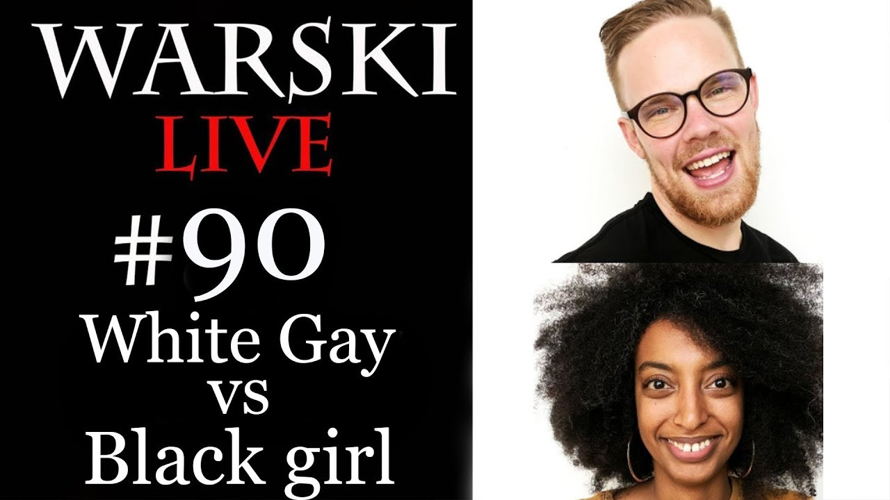 Black gay gay girl girl white