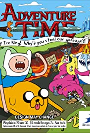 Adventure Time: Hey Ice King! Why'd You Steal Our Garbage?!! Poster