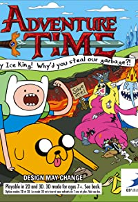 Primary photo for Adventure Time: Hey Ice King! Why'd You Steal Our Garbage?!!
