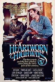 Townes van Zandt in Heartworn Highways (1976)