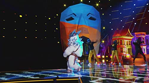 The Masked Singer: Yeti Performs It Takes Two