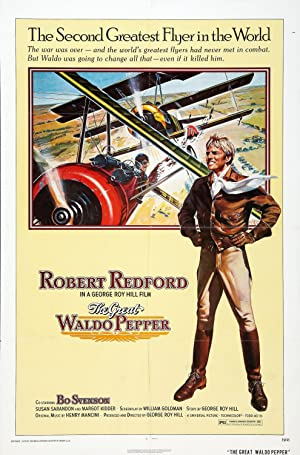 The Great Waldo Pepper Poster Image