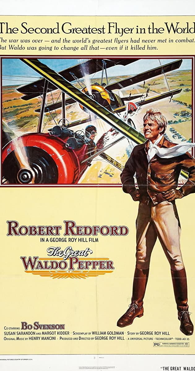 Subtitle of The Great Waldo Pepper